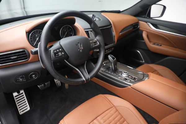 New 2021 Maserati Levante S Q4 GranSport for sale Call for price at Rolls-Royce Motor Cars Greenwich in Greenwich CT 06830 15