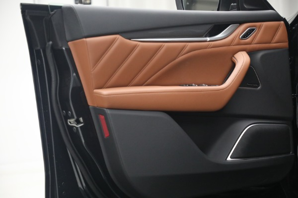 New 2021 Maserati Levante S Q4 GranSport for sale Call for price at Rolls-Royce Motor Cars Greenwich in Greenwich CT 06830 23