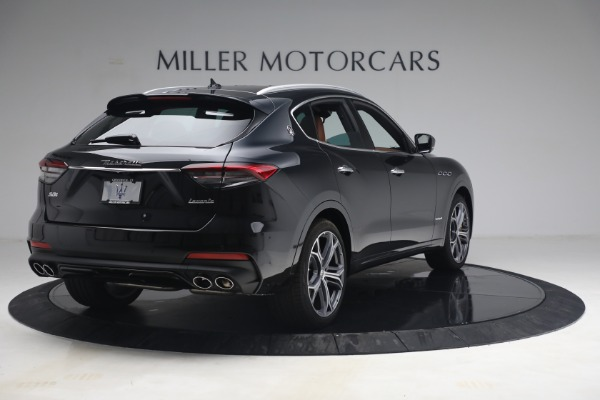 New 2021 Maserati Levante S Q4 GranSport for sale Call for price at Rolls-Royce Motor Cars Greenwich in Greenwich CT 06830 7