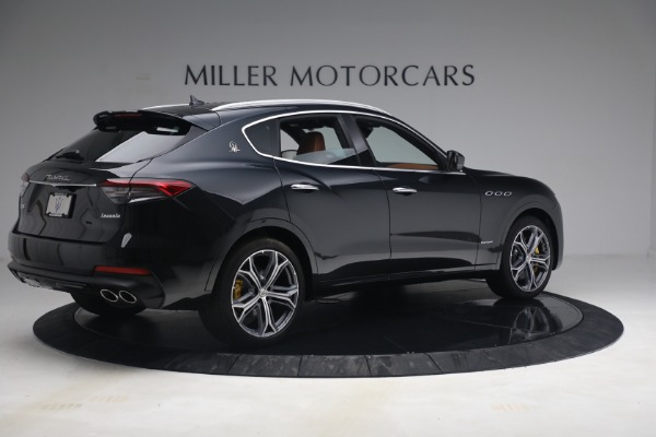 New 2021 Maserati Levante S Q4 GranSport for sale Call for price at Rolls-Royce Motor Cars Greenwich in Greenwich CT 06830 8