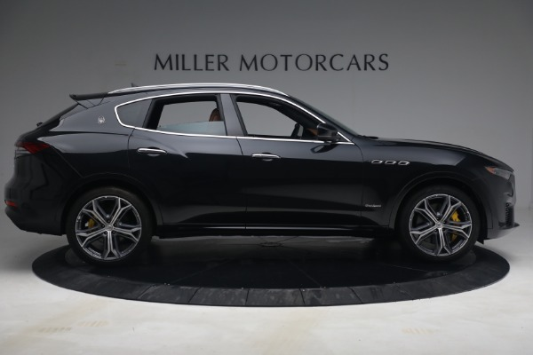 New 2021 Maserati Levante S Q4 GranSport for sale Call for price at Rolls-Royce Motor Cars Greenwich in Greenwich CT 06830 9