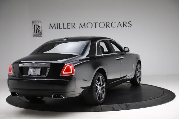 Used 2017 Rolls-Royce Ghost for sale $209,900 at Rolls-Royce Motor Cars Greenwich in Greenwich CT 06830 10