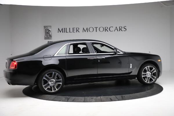 Used 2017 Rolls-Royce Ghost for sale $209,900 at Rolls-Royce Motor Cars Greenwich in Greenwich CT 06830 12
