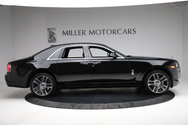 Used 2017 Rolls-Royce Ghost for sale $209,900 at Rolls-Royce Motor Cars Greenwich in Greenwich CT 06830 13
