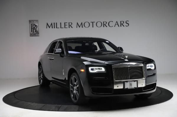 Used 2017 Rolls-Royce Ghost for sale $209,900 at Rolls-Royce Motor Cars Greenwich in Greenwich CT 06830 16