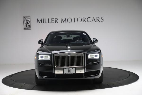 Used 2017 Rolls-Royce Ghost for sale $209,900 at Rolls-Royce Motor Cars Greenwich in Greenwich CT 06830 17