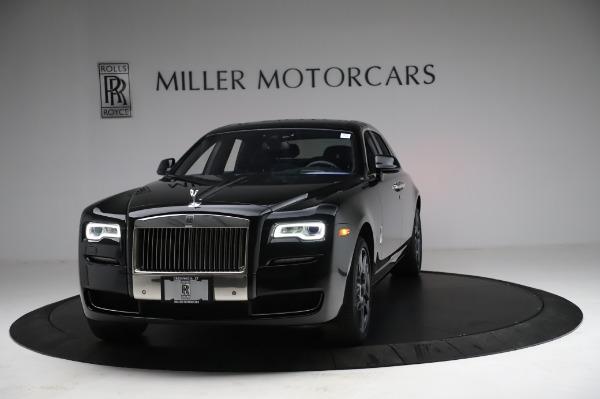 Used 2017 Rolls-Royce Ghost for sale $209,900 at Rolls-Royce Motor Cars Greenwich in Greenwich CT 06830 18