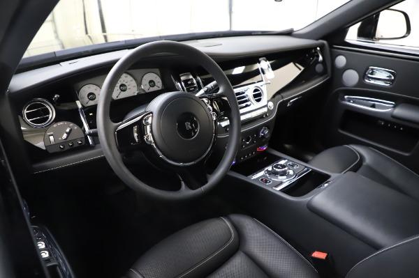 Used 2017 Rolls-Royce Ghost for sale $209,900 at Rolls-Royce Motor Cars Greenwich in Greenwich CT 06830 19