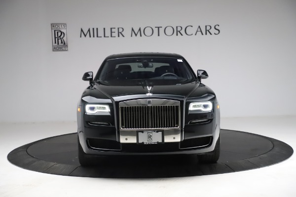 Used 2017 Rolls-Royce Ghost for sale $209,900 at Rolls-Royce Motor Cars Greenwich in Greenwich CT 06830 2