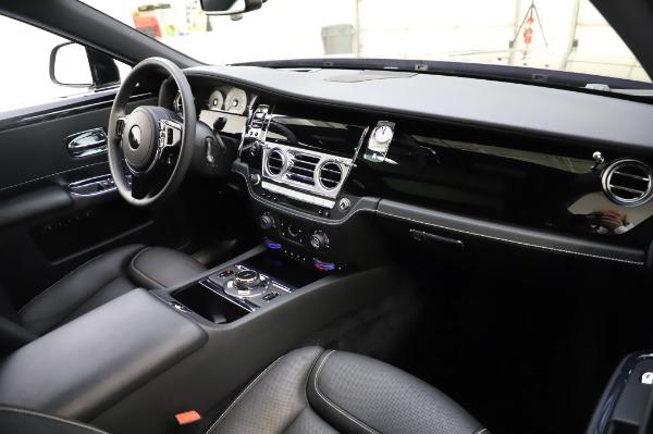 Used 2017 Rolls-Royce Ghost for sale $209,900 at Rolls-Royce Motor Cars Greenwich in Greenwich CT 06830 20