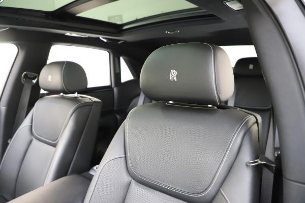 Used 2017 Rolls-Royce Ghost for sale $209,900 at Rolls-Royce Motor Cars Greenwich in Greenwich CT 06830 21