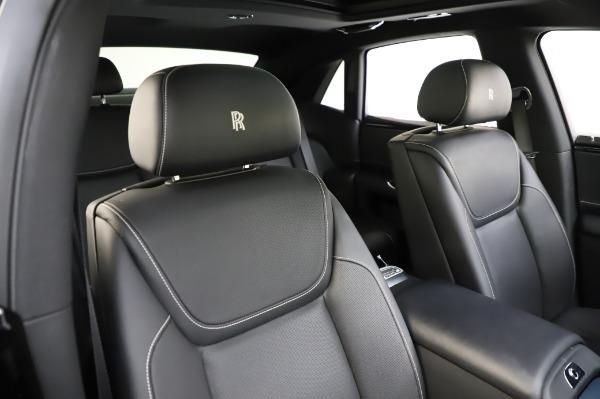 Used 2017 Rolls-Royce Ghost for sale $209,900 at Rolls-Royce Motor Cars Greenwich in Greenwich CT 06830 22