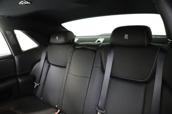 Used 2017 Rolls-Royce Ghost for sale $209,900 at Rolls-Royce Motor Cars Greenwich in Greenwich CT 06830 24