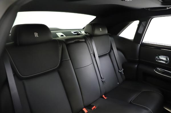 Used 2017 Rolls-Royce Ghost for sale $209,900 at Rolls-Royce Motor Cars Greenwich in Greenwich CT 06830 25