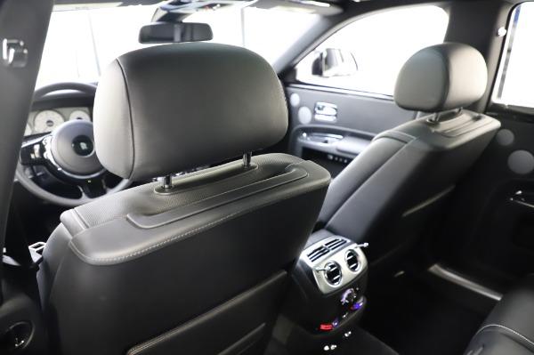 Used 2017 Rolls-Royce Ghost for sale $209,900 at Rolls-Royce Motor Cars Greenwich in Greenwich CT 06830 26