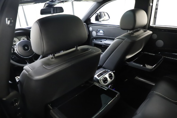 Used 2017 Rolls-Royce Ghost for sale $209,900 at Rolls-Royce Motor Cars Greenwich in Greenwich CT 06830 28