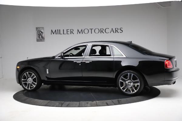 Used 2017 Rolls-Royce Ghost for sale $209,900 at Rolls-Royce Motor Cars Greenwich in Greenwich CT 06830 6