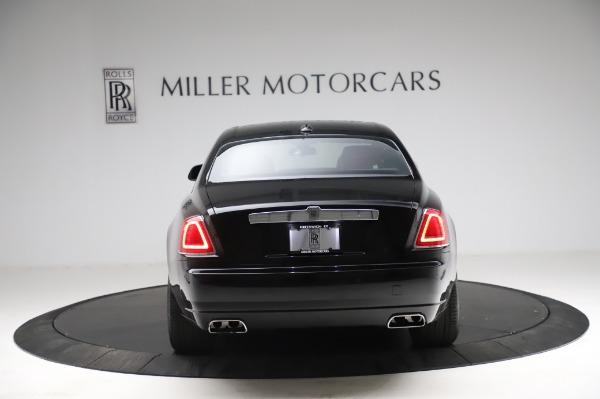 Used 2017 Rolls-Royce Ghost for sale $209,900 at Rolls-Royce Motor Cars Greenwich in Greenwich CT 06830 9