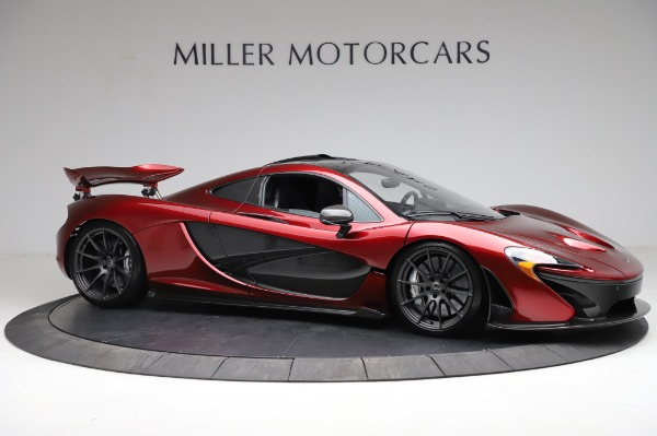 Used 2014 McLaren P1 for sale Call for price at Rolls-Royce Motor Cars Greenwich in Greenwich CT 06830 12