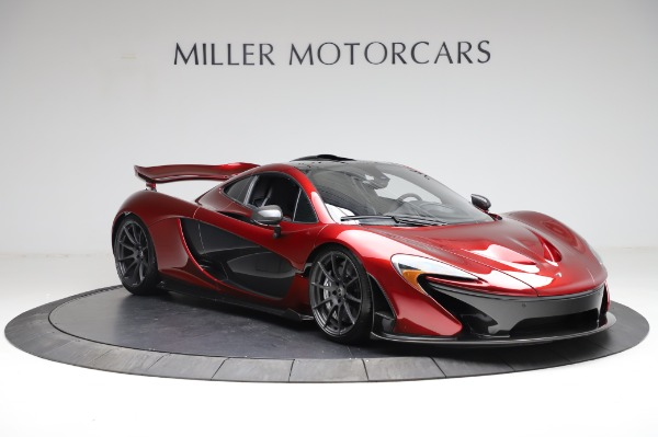 Used 2014 McLaren P1 for sale Call for price at Rolls-Royce Motor Cars Greenwich in Greenwich CT 06830 13
