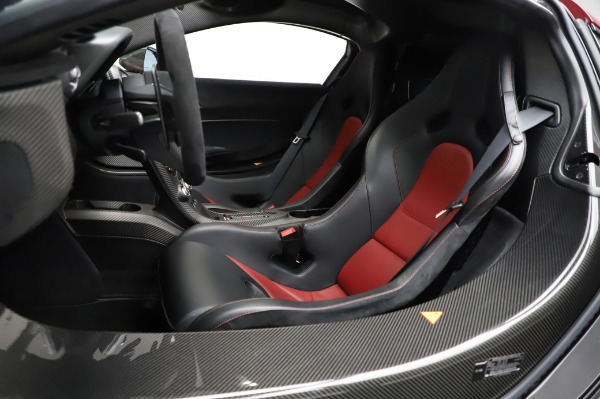 Used 2014 McLaren P1 for sale Call for price at Rolls-Royce Motor Cars Greenwich in Greenwich CT 06830 17