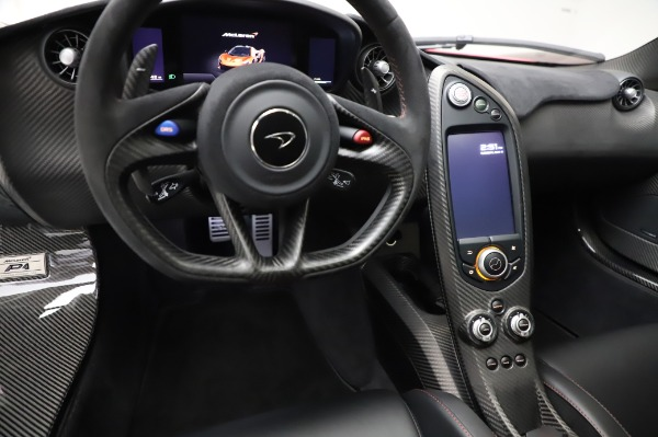 Used 2014 McLaren P1 for sale Call for price at Rolls-Royce Motor Cars Greenwich in Greenwich CT 06830 18