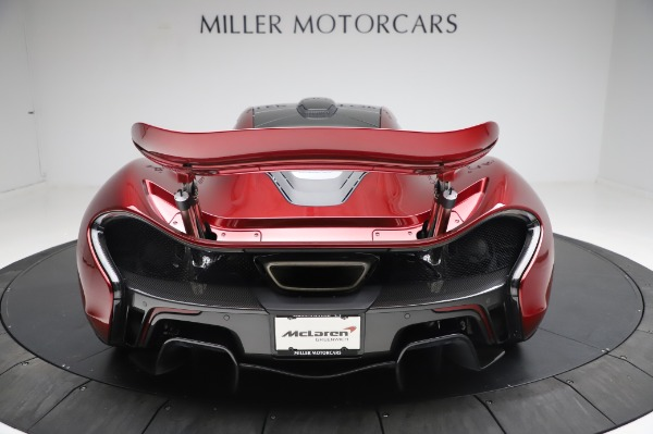 Used 2014 McLaren P1 for sale Call for price at Rolls-Royce Motor Cars Greenwich in Greenwich CT 06830 19