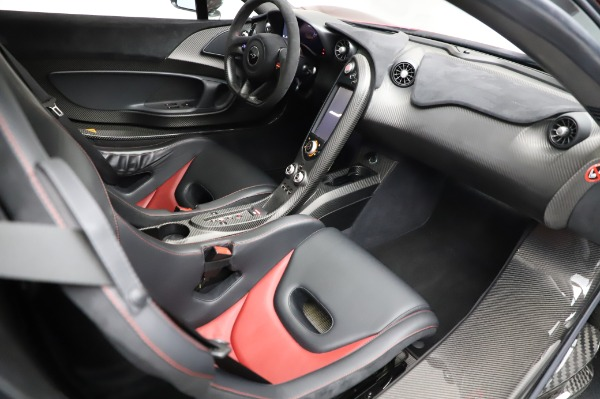 Used 2014 McLaren P1 for sale Call for price at Rolls-Royce Motor Cars Greenwich in Greenwich CT 06830 20