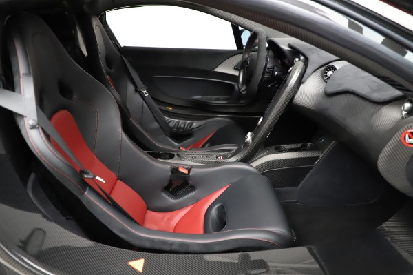 Used 2014 McLaren P1 for sale Call for price at Rolls-Royce Motor Cars Greenwich in Greenwich CT 06830 21