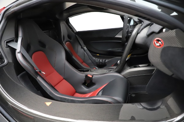Used 2014 McLaren P1 for sale Call for price at Rolls-Royce Motor Cars Greenwich in Greenwich CT 06830 22