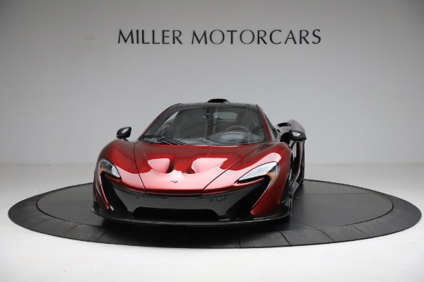 Used 2014 McLaren P1 for sale Call for price at Rolls-Royce Motor Cars Greenwich in Greenwich CT 06830 25