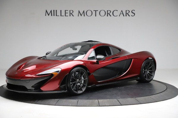 Used 2014 McLaren P1 for sale Call for price at Rolls-Royce Motor Cars Greenwich in Greenwich CT 06830 26