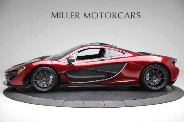 Used 2014 McLaren P1 for sale Call for price at Rolls-Royce Motor Cars Greenwich in Greenwich CT 06830 27