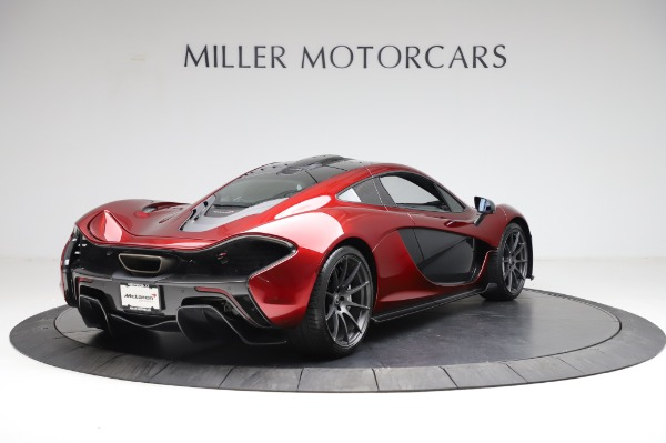 Used 2014 McLaren P1 for sale Call for price at Rolls-Royce Motor Cars Greenwich in Greenwich CT 06830 28