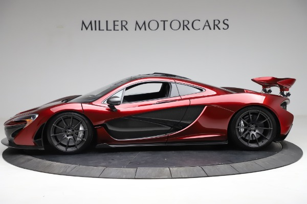 Used 2014 McLaren P1 for sale Call for price at Rolls-Royce Motor Cars Greenwich in Greenwich CT 06830 4