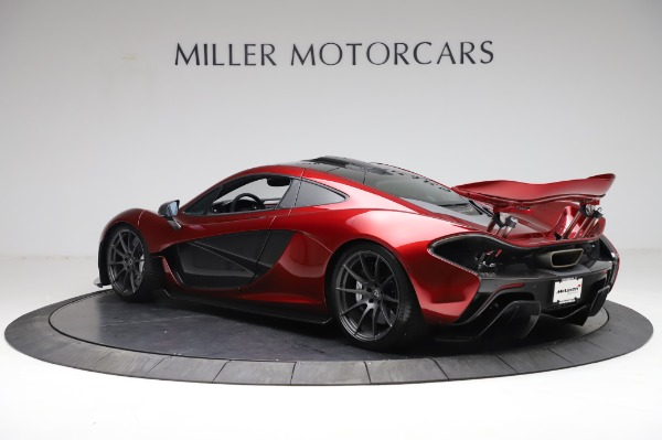 Used 2014 McLaren P1 for sale Call for price at Rolls-Royce Motor Cars Greenwich in Greenwich CT 06830 6