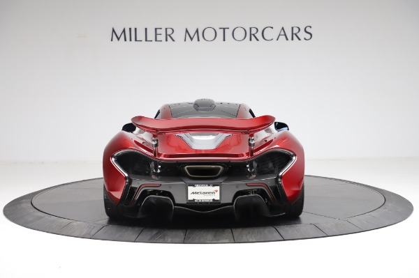 Used 2014 McLaren P1 for sale Call for price at Rolls-Royce Motor Cars Greenwich in Greenwich CT 06830 8