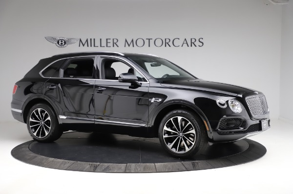 Used 2018 Bentley Bentayga Onyx Edition for sale $146,900 at Rolls-Royce Motor Cars Greenwich in Greenwich CT 06830 10