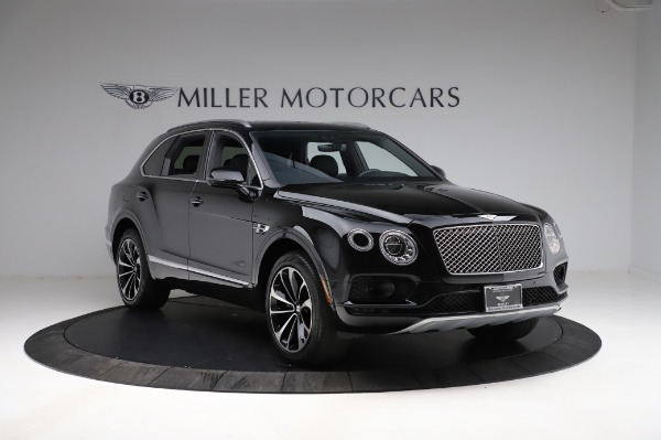 Used 2018 Bentley Bentayga Onyx Edition for sale $146,900 at Rolls-Royce Motor Cars Greenwich in Greenwich CT 06830 11