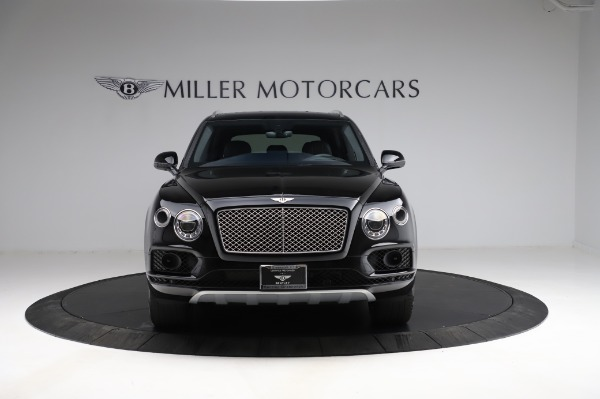 Used 2018 Bentley Bentayga Onyx Edition for sale $146,900 at Rolls-Royce Motor Cars Greenwich in Greenwich CT 06830 12