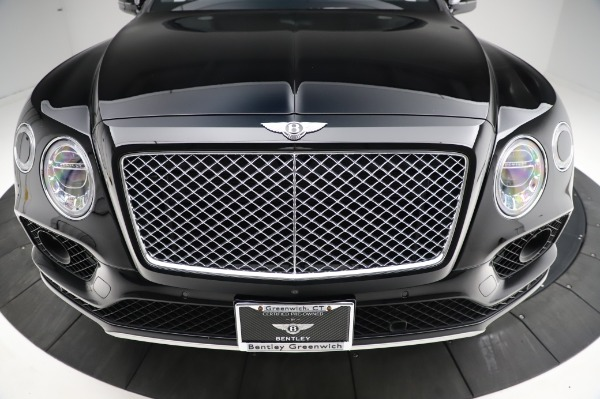 Used 2018 Bentley Bentayga Onyx Edition for sale $146,900 at Rolls-Royce Motor Cars Greenwich in Greenwich CT 06830 13