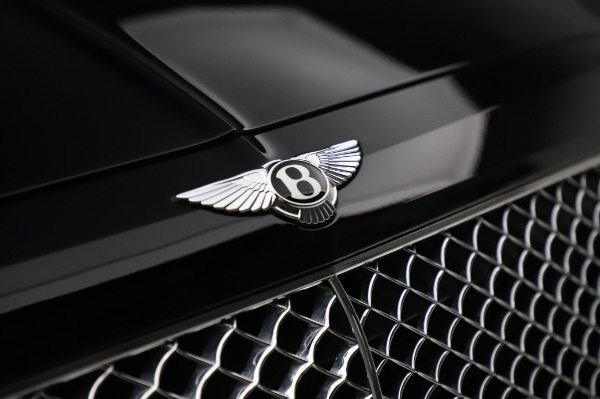 Used 2018 Bentley Bentayga Onyx Edition for sale $146,900 at Rolls-Royce Motor Cars Greenwich in Greenwich CT 06830 14