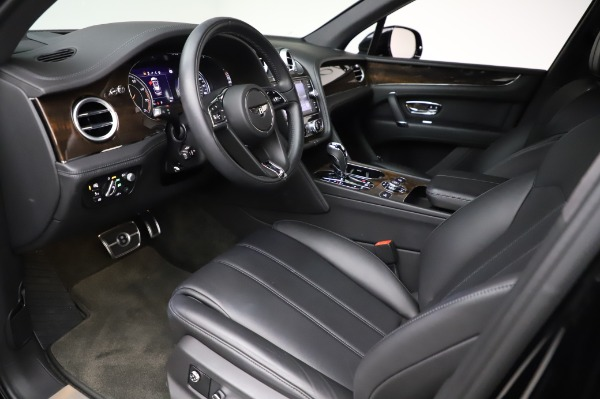 Used 2018 Bentley Bentayga Onyx Edition for sale $146,900 at Rolls-Royce Motor Cars Greenwich in Greenwich CT 06830 17