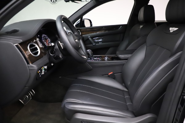Used 2018 Bentley Bentayga Onyx Edition for sale $146,900 at Rolls-Royce Motor Cars Greenwich in Greenwich CT 06830 18