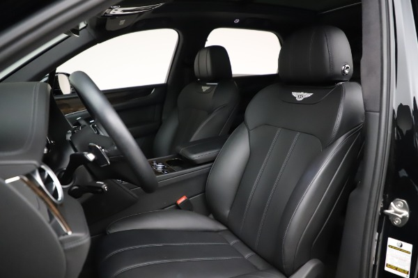 Used 2018 Bentley Bentayga Onyx Edition for sale $146,900 at Rolls-Royce Motor Cars Greenwich in Greenwich CT 06830 19