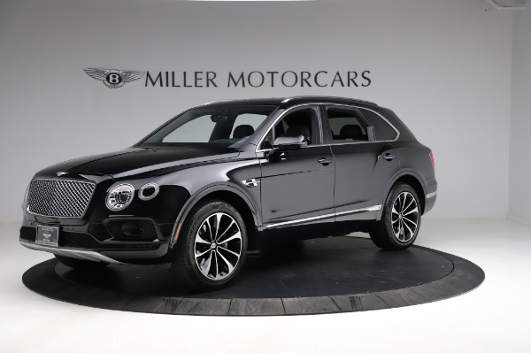 Used 2018 Bentley Bentayga Onyx Edition for sale $146,900 at Rolls-Royce Motor Cars Greenwich in Greenwich CT 06830 2