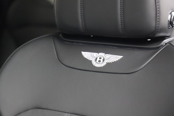 Used 2018 Bentley Bentayga Onyx Edition for sale $146,900 at Rolls-Royce Motor Cars Greenwich in Greenwich CT 06830 20
