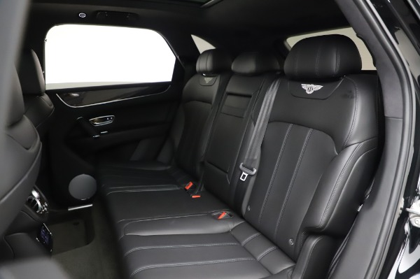 Used 2018 Bentley Bentayga Onyx Edition for sale $146,900 at Rolls-Royce Motor Cars Greenwich in Greenwich CT 06830 23
