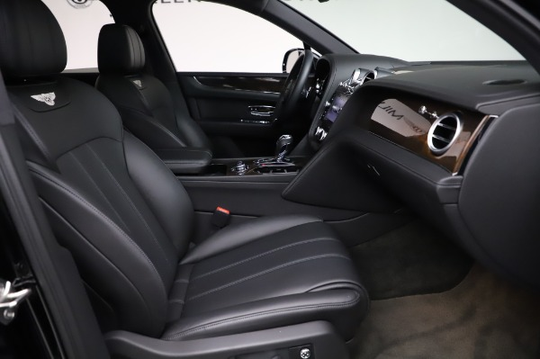 Used 2018 Bentley Bentayga Onyx Edition for sale $146,900 at Rolls-Royce Motor Cars Greenwich in Greenwich CT 06830 26