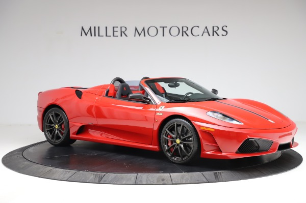 Used 2009 Ferrari 430 Scuderia Spider 16M for sale Call for price at Rolls-Royce Motor Cars Greenwich in Greenwich CT 06830 10